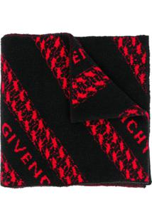 Givenchy Cachecol De Tricã´ - Preto