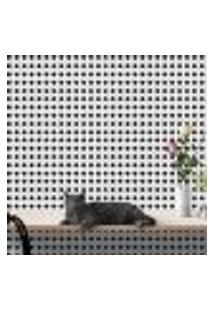 Papel De Parede Autocolante Rolo 0,58 X 3M - Abstrato Futebol 274408181