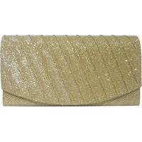 2ad04c478 Bolsa Bag Dreams Clutch Para Festa Dourada