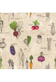 Papel De Parede Adesivo Vegetables 02