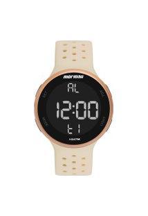 Relógio Feminino Mormaii Mo7700Ad8J Digital 10Atm | Mormaii | Preto | U
