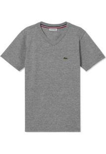 Camiseta Infantil Lacoste - Masculino