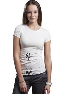 Camiseta Hunter Medo Branca
