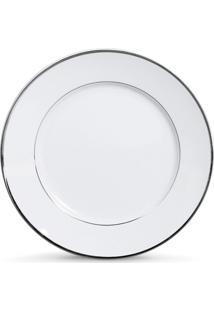 Aparelho De Jantar De Porcelana 18 Peças Platinum