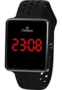 Relógio Champion Digital Ch40081C Feminino - Feminino