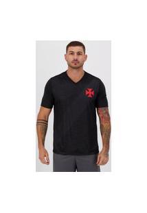Camisa Vasco Parrot Preta