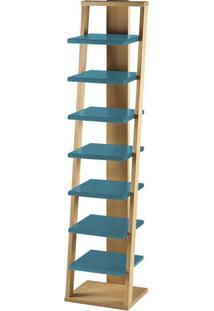 Prateleira Stairway Azul