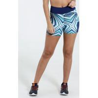 4825d563c Home Vestuário Esportivo Shorts Estampado Grande. Short Feminino Active Estampado  Bolso Marisa