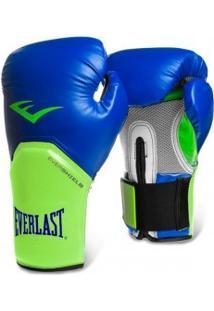 Luva Boxe Everlast Pro Style Vrd - Everlast