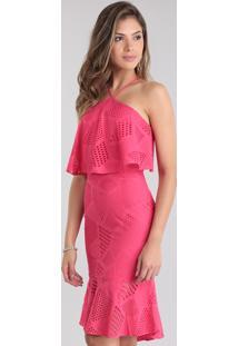 Vestido Patbo Em Laise Pink