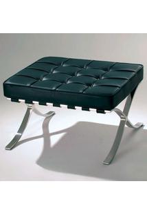 Banqueta Barcelona Design By Ludwig Mies Van Der Rohe