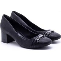 7285ffb8d Scarpin Ramarim Snake feminino | Shoes4you