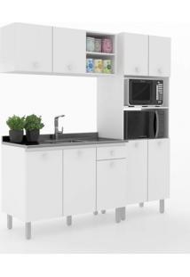 Cozinha Compacta 3 Peças Vedere Branco Tx