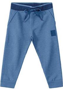 Calça Marisol Bebê Masculino - Masculino-Azul
