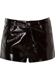 Shorts Boy Black (Preto, 34)