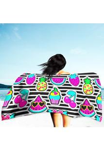 Toalha De Praia / Banho Cute Summer