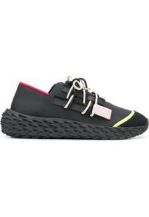 Giuseppe Zanotti Urchin Sneakers - Preto