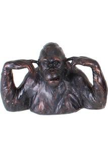 Escultura Udecor Gorila Mudo