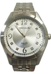 Relógio Feminino Seculus Analógico 20279L0Svna2 - Unissex