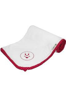 Cobertor Cuca Criativa Vermelho