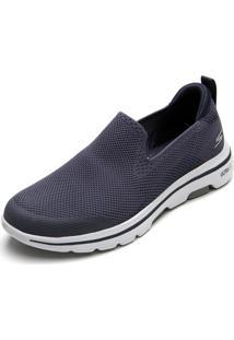 Slipper Skechers Go Walk 5-Prized Azul-Marinho