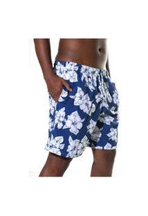 Bermuda Short Tactel Masculino Estampado