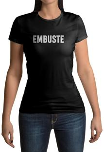 Camiseta Hunter Embuste Preta