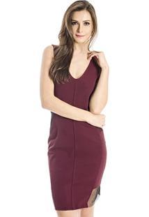 Vestido Slim Calvin Klein - Feminino