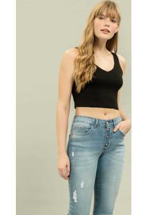 Calça Skinny Bali Elastic Jeans - Lez A Lez