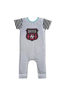 Pijama Longo Comfy Soccer