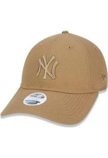 Boné New Era 920 Tonal New York Yankees - Feminino