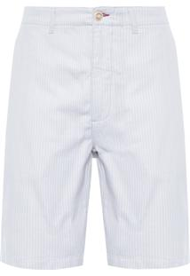 Bermuda Masculina Chino Club - Off White