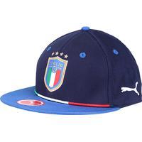Boné Puma Itália Aba Reta Snapback - Unissex fd233a0bb00