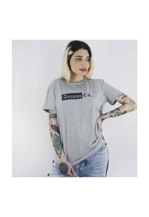 Camiseta Feminina Anjuss Co