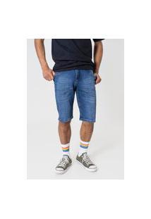 Bermuda Jeans Aero Jeans Azul