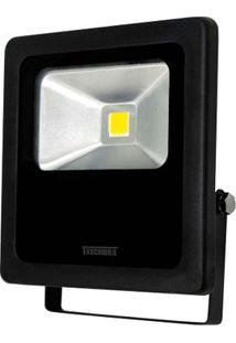 Refletor Para Lâmpada Tr Led 30W 3000K Preto Taschibra