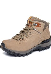 Bota Adventure Cano Alto Macboot Acari 04 Taupe