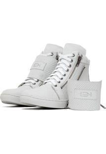 Sneaker K3 Fitness Breezy Branco