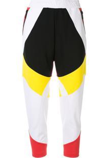 Dsquared2 Calça Esportiva Color Block - Estampado