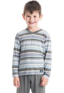 Pijama Renan Infantil Longo