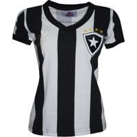 Camiseta Liga Retrô Feminina - Feminino d067af6f2074c