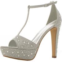 6b661fbc8 Peep Toe Com Salto Drapeado feminino   Shoes4you