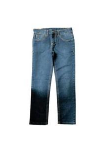 Calça Jeans Infantil Menino Skinny Básica Quase Anjo