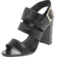 72670603d Sandália Com Salto Ellus feminina   Shoes4you