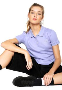 Camisa Pólo Manga Curta Puma feminina  16edccce984fc