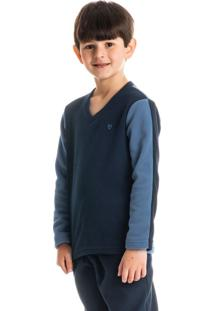 Pijama Davi Longo Infantil