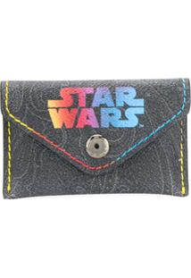 Etro Porta-Moedas 'Star Wars' - Cinza