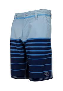 Bermuda O'Neill Boardshort 8741A - Masculina - Cinza