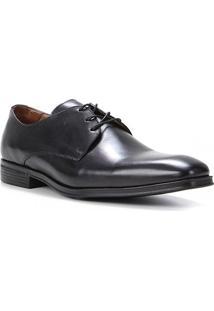Sapato Social Couro Shoestock Liso Masculino - Masculino