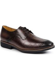Sapato Masculino Linha Premium Derby Sandro Moscol